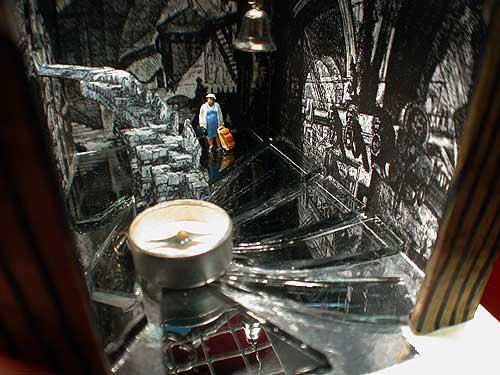 3, visionary art, mars tokyo