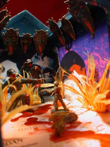 satanica, visionary art, mars tokyo